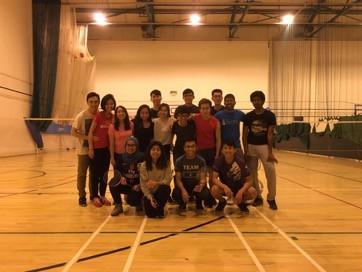 UC(L)SE Badminton Social
