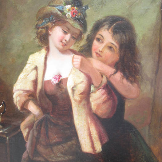 James Sant (1820 – 1916)