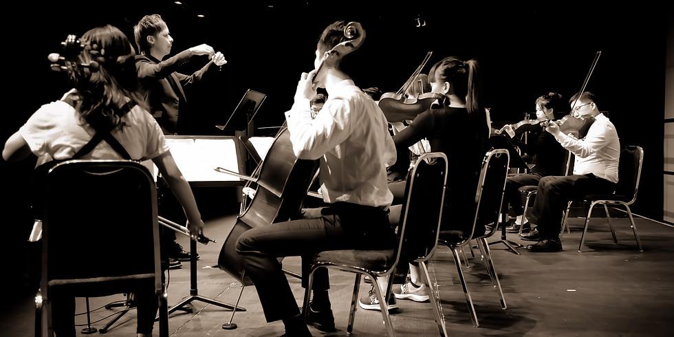 鋼琴弦樂學生音樂會 2020