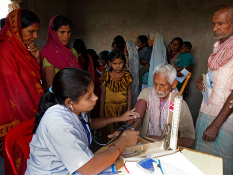 Building accessible healthcare in rural India: Reform Playbook