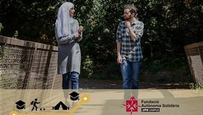 Campanya per garantir la continuïtat dels estudis universitaris de joves refugiats