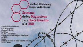 La UAB celebra la Setmana de les Migracions i els Drets Humans