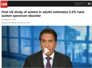 CNN article featuring Dr. Sanjay Gupta.