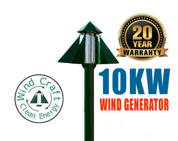 Wind Turbine 10 kW