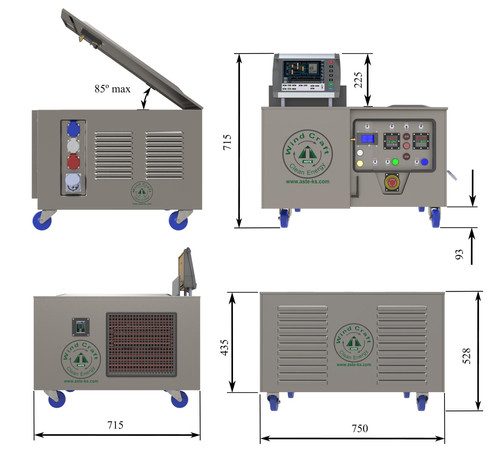 ASTE Magnetic Generator