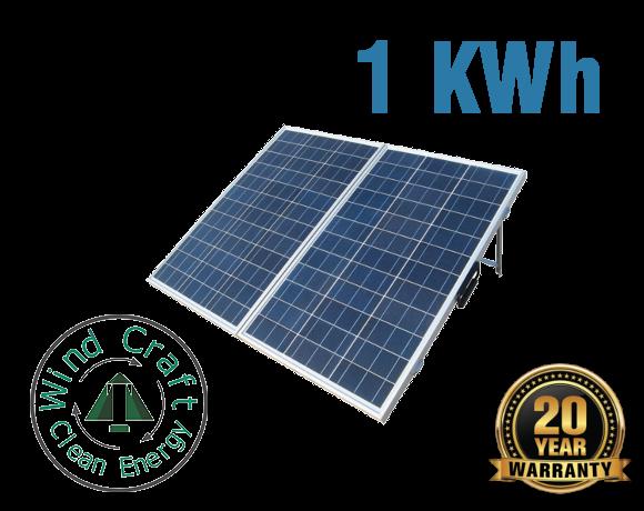 Solar Panel 1 KW