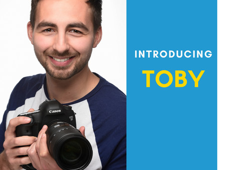 Introducing Toby