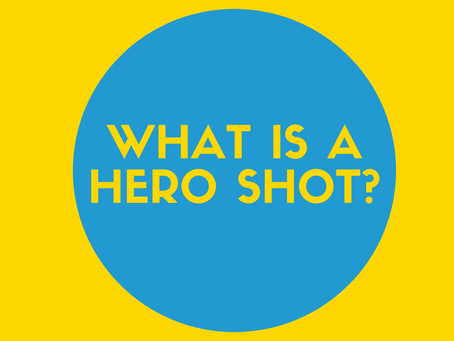 What is a Hero Shot?