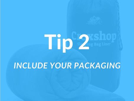 Tips for E-Commerce Sellers : Tip 2