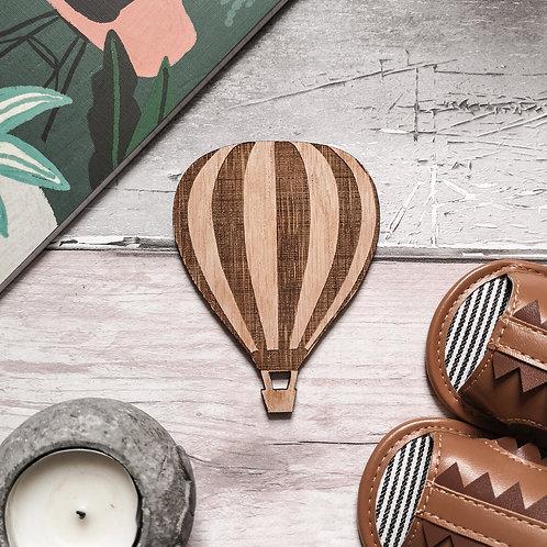 Oak Hot Air Balloon Wooden Photography Prop