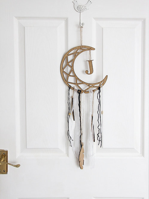 Large Nursery Dream Catcher Wall Hanging