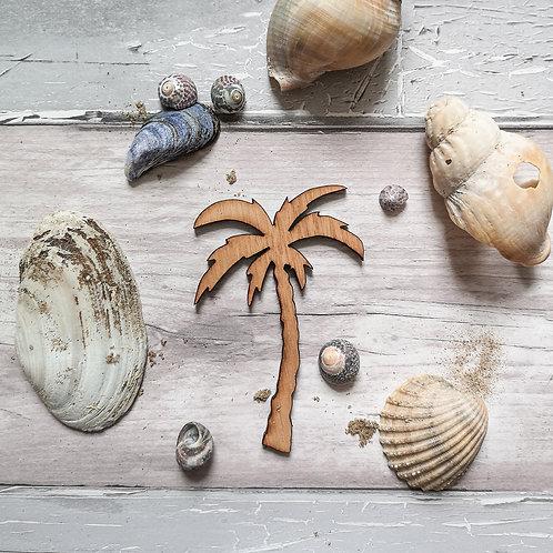 Oak Palm Wooden Photography Prop