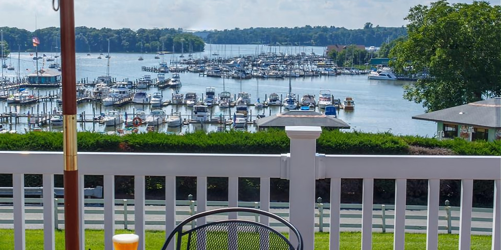 Memorial Day Monday On The Deck at The Kitty Knight Inn & Tavern