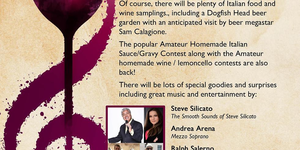Vendemmia Italian Wine & Food Festival  - Wilmington DE