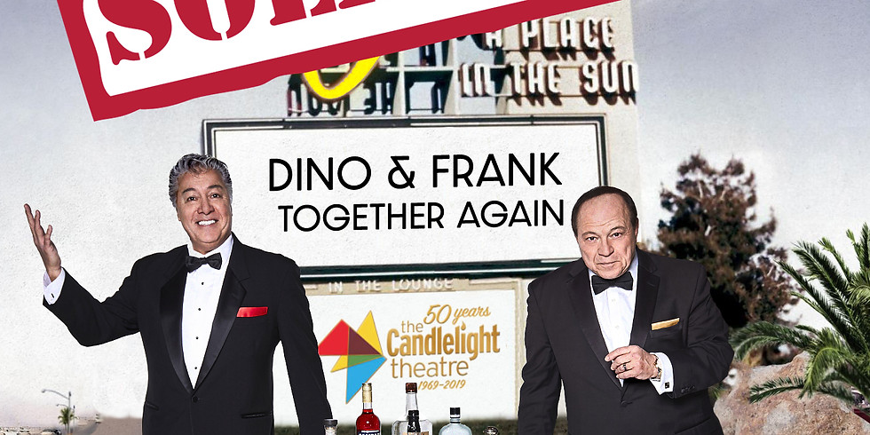 DINO & FRANK – TOGETHER AGAIN!