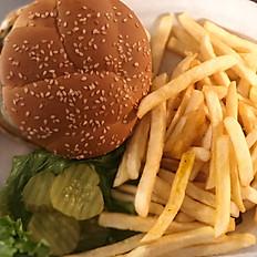 Hot, Hot, Hot Burger