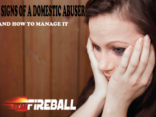 5 Signs of a Domestic Abuser