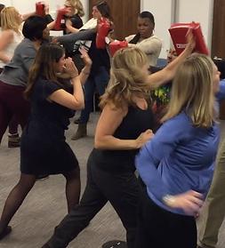 Employee Flight or Fight Self Defense Workshop