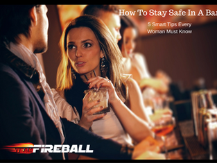 HOW TO STAY SAFE IN A BAR