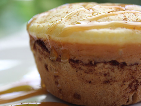 Easy Cheesecake Cinnamon Roll Bites