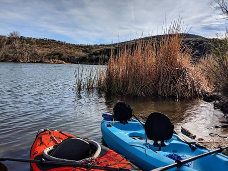 Five Reasons Patagonia Lake State Park Should Be On Your List Of Travel Plans!