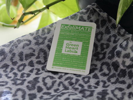 Bringing You Magic Today with Exfolimate Magic Body Cloth!