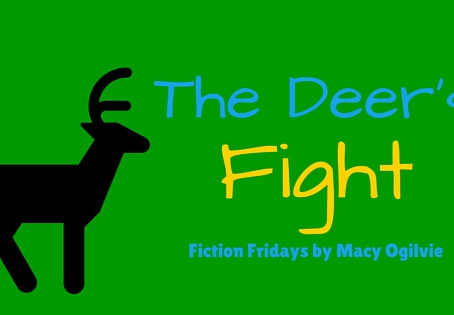 Fiction Friday!!  Short Stories by Macy