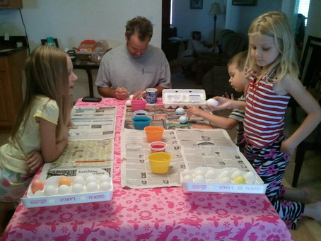 Celebrating Family This Easter!