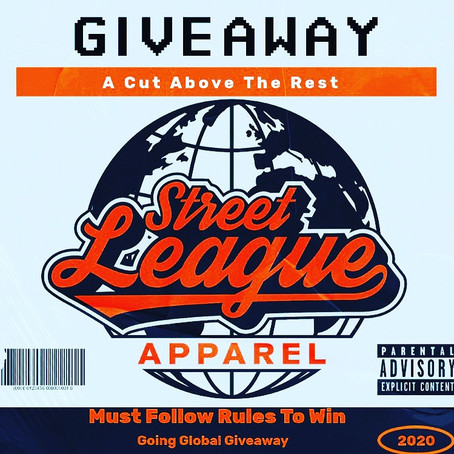 SLA Fall Giveaway!!For more information head over to our Instagram and Facebook @streetleagueapparel