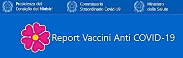 Report Vaccini COVID-19 Ministero Salute