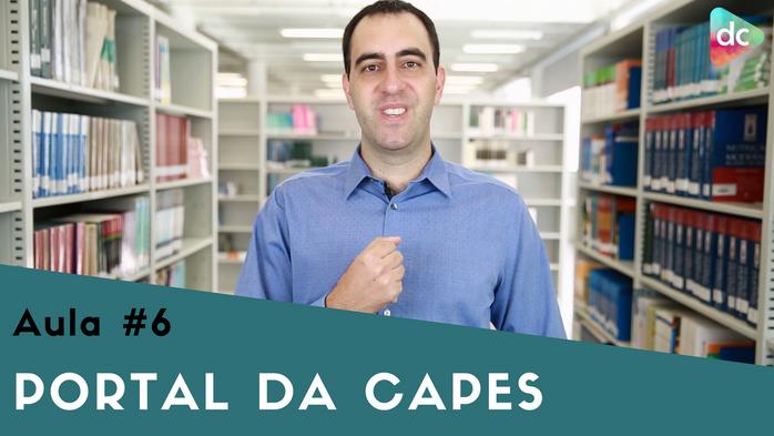 #6 Como pesquisar artigos científicos na internet? Portal CAPES