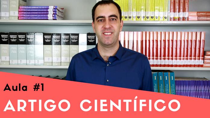#1 O que é um artigo científico?
