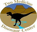 Two Medicine Dinosaur Center Logo
