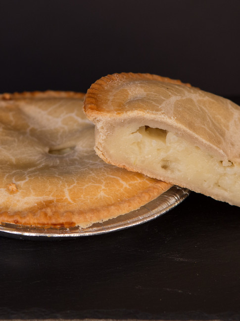 Cheese & Onion Pie - £4.75 pp