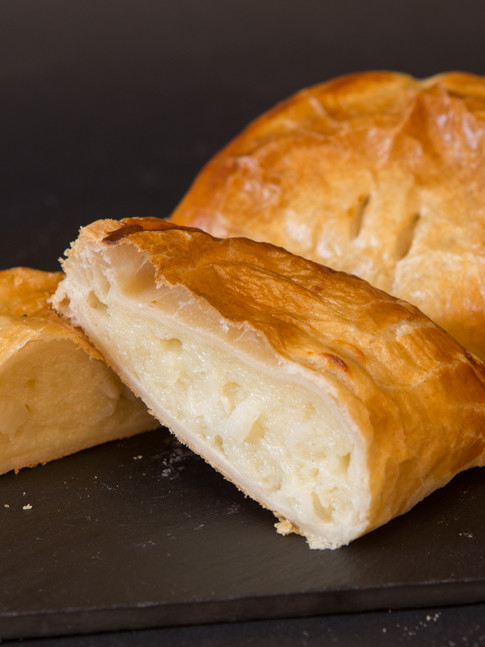 Cheese & Onion Pasty - £3.50 pp