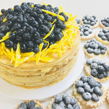 crepe-cake-lemon-curd-blueberries-lemon-tartlets.jpg