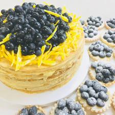crepe-cake-lemon-curd-blueberries-lemon-tartlets.jpg