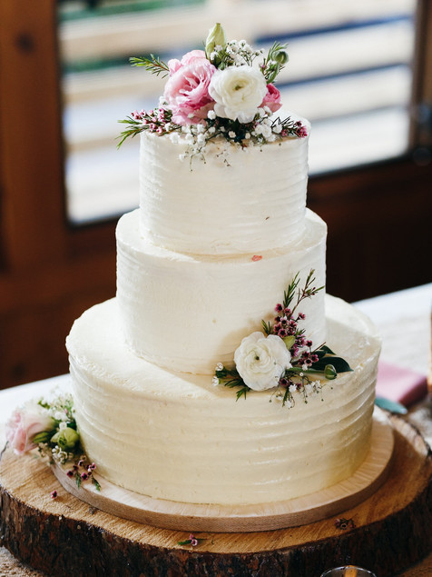 wedding-cake-buttercream-3 tiers-dreamin