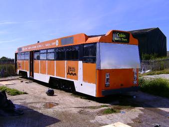 FHLT - Trams In Care - Centenary Car 641 (more)