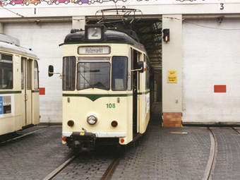 Kadikoy's DDR Trams