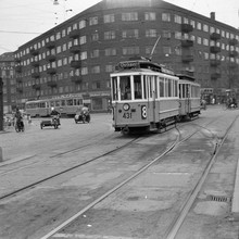 Wonderful Copenhagen - Trams I have known