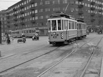 Wonderful Copenhagen - Trams I have known