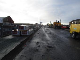 Another Bridge - More Tram Track