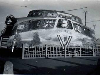 AUGUST 15 1945  - VJ DAY