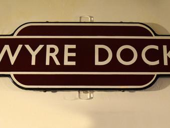 Wyre Dock, Fleetwood - All  Change Now