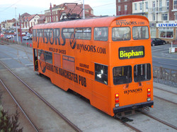 TRAM 761 EXPERIMENTAL REBUILD - 1979
