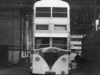 Blackpool Bus Photos