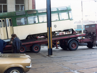 After 140 Years - Finally A Tram Museum ?