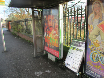 Walking on the Wild Side :                        Further Tales of Blackpool Bus Shelters