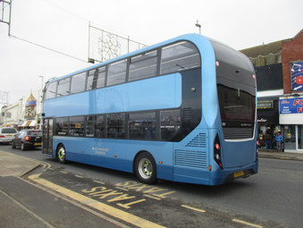 Another New Bus ?   PS Monday update